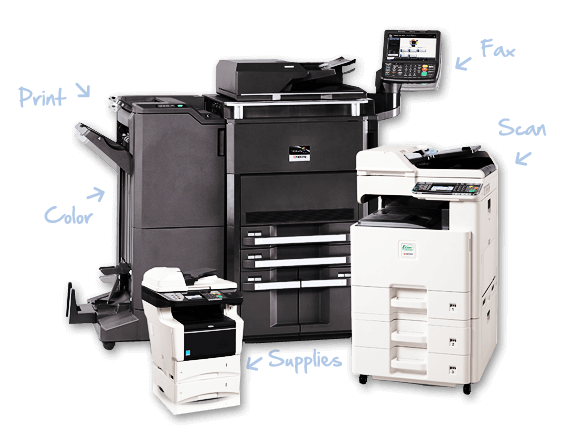 Business equipment in Arizona