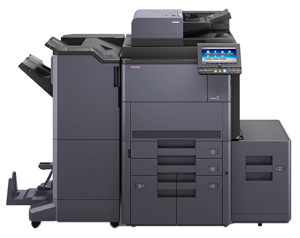 kyocera multifunction color printer